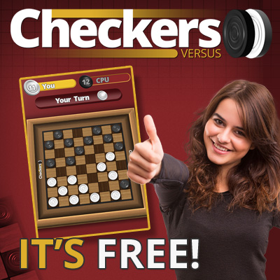 Checkers Versus - game app android