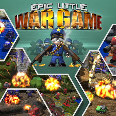 Epic Little War Game - Out Now